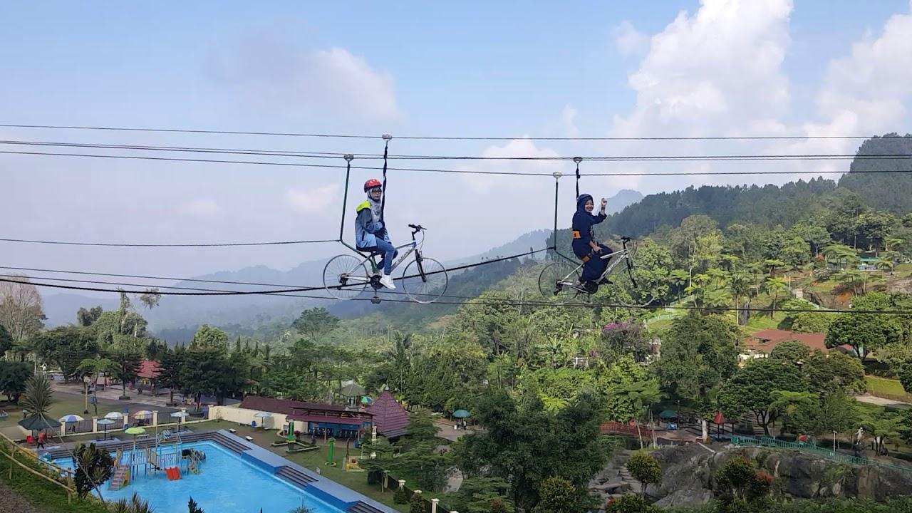 7 Wahana Sepeda Gantung Yang Oke Banget di Indonesia