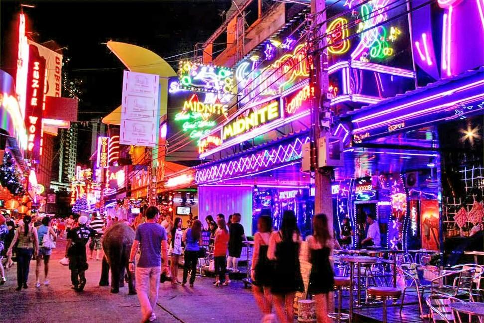 Shukumvit Road Thailand