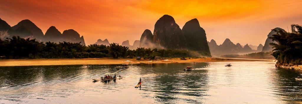 Travelling Ke Yuanyuang