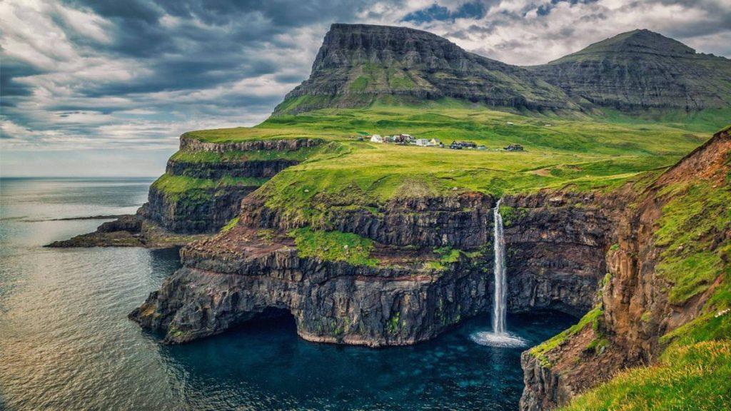 Travelling ke Kepulauan Faroe