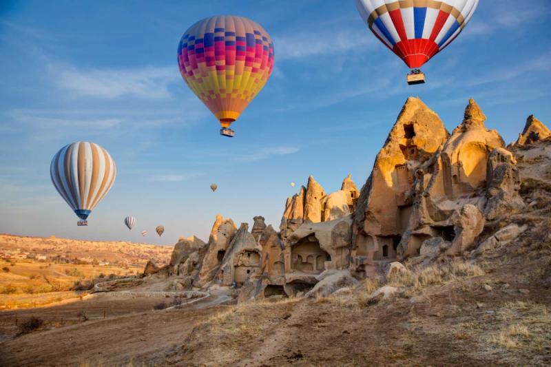 Wisata Ke Cappadocia