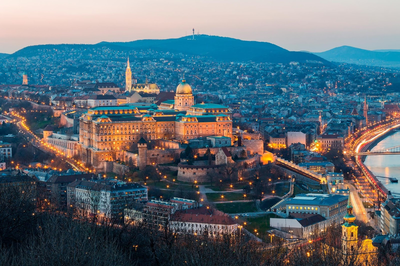 Wisata Murah Ke Budapest