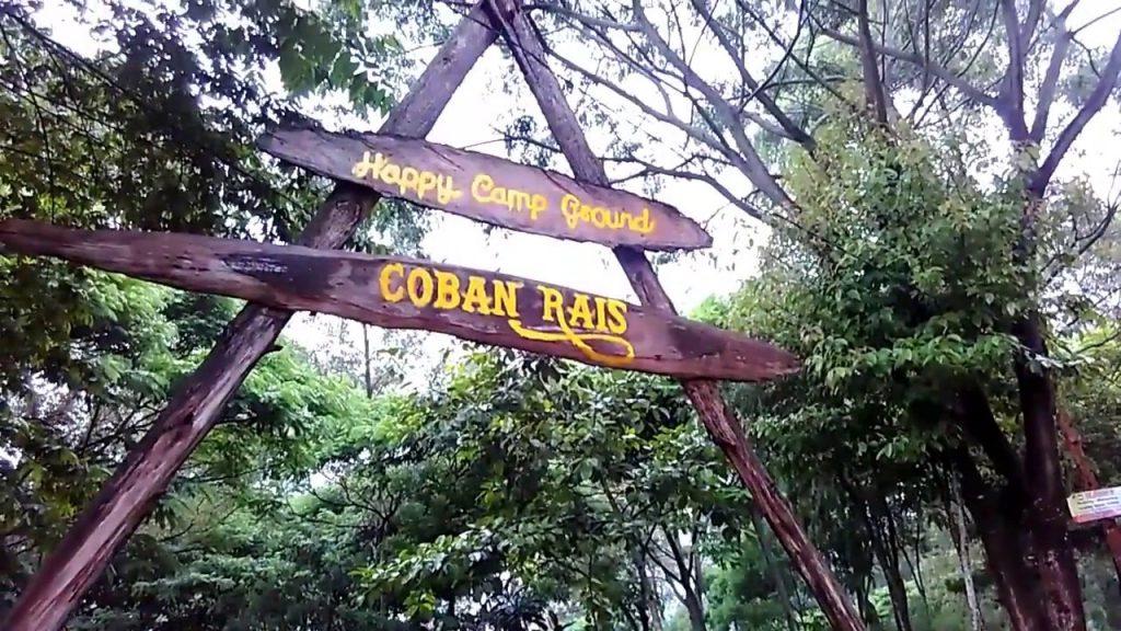 Coban Rais Flower Garden