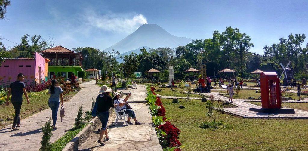 Merapi Park (Taman Merapi)
