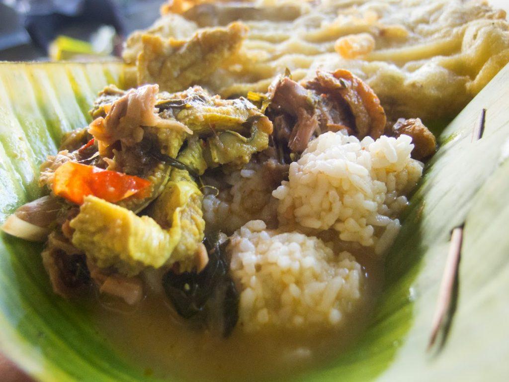 Nasi Penggel