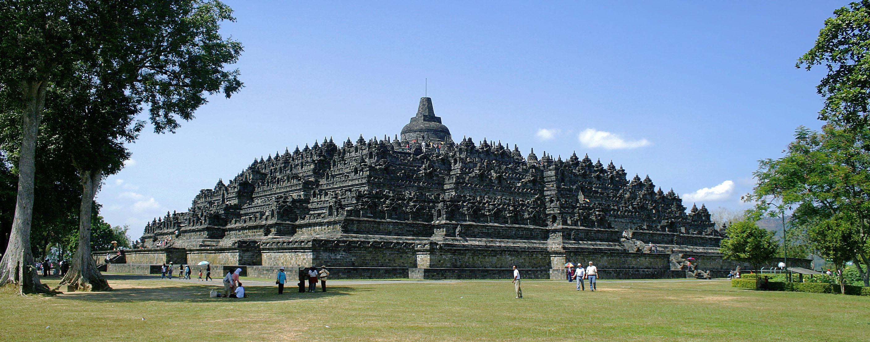 Yuk Wisata Budaya Di Festival di Candi Borobudur