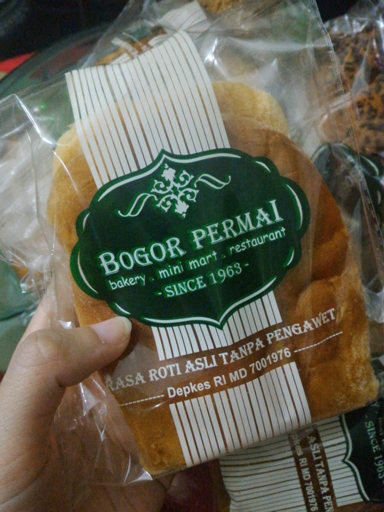 Roti Bogor Permai Legendaris Kota Bogor
