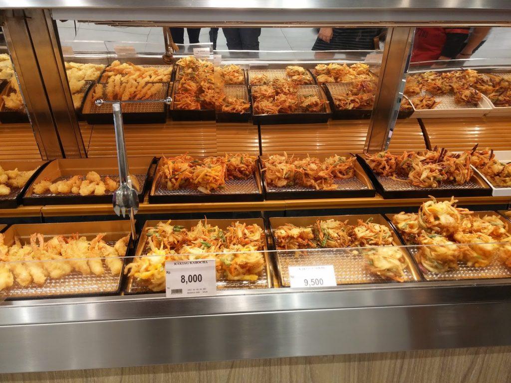 Surga Kuliner Sushi Murah Di AEON Tangerang