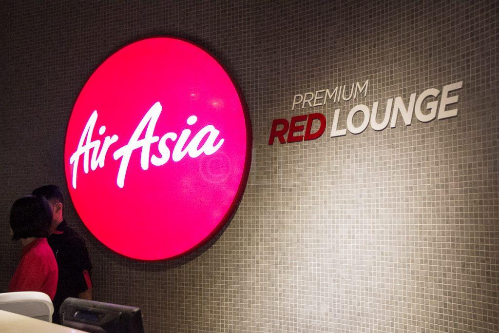 AirAsia Lounge KLIA2