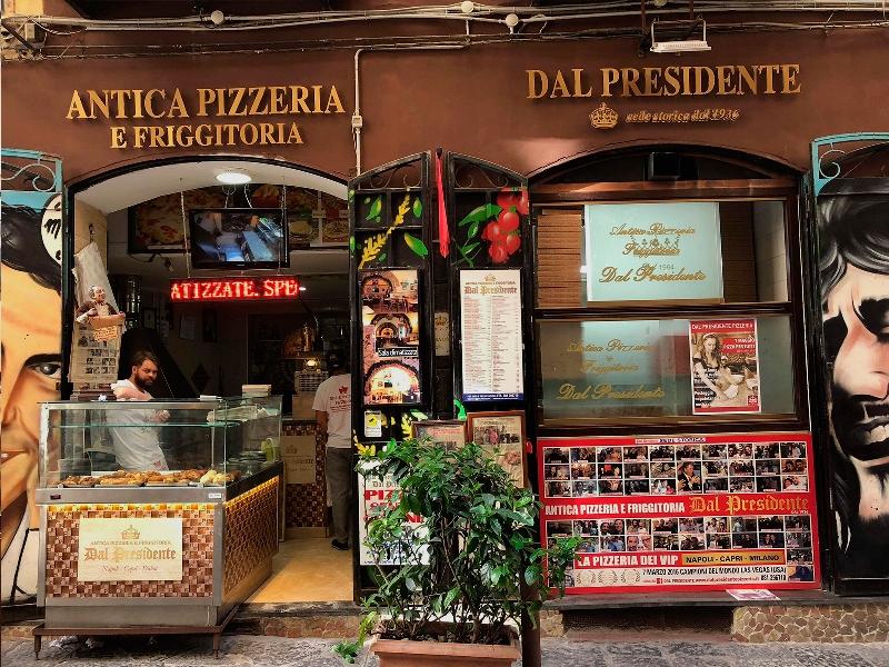 Il Pizzaiolo del Presidente