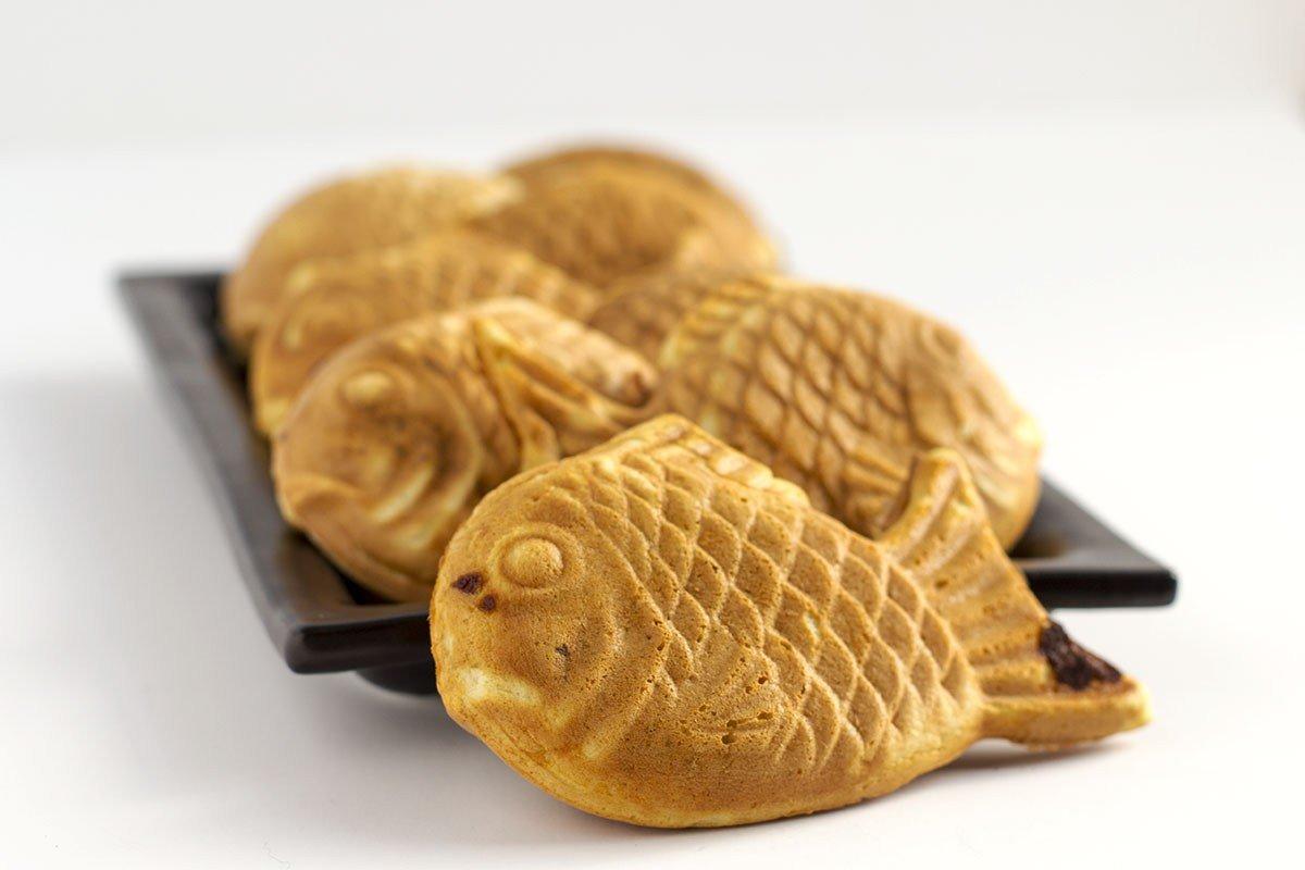 Ini Dia Taiyaki, Waffle Ikan Khas Jepang
