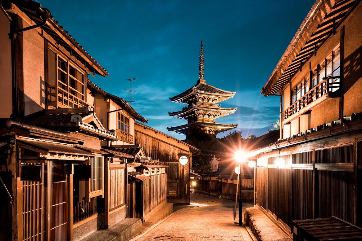 Kenalan dengan Gaya Hidup Tradisional Jepang di Kyoto