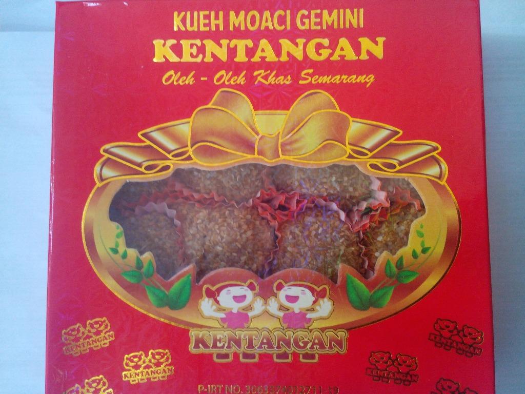 MOCHI GEMINI Khas Semarang