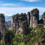 Mengeksplorasi Pegunungan Avatar (Zhangjiajie) Di China
