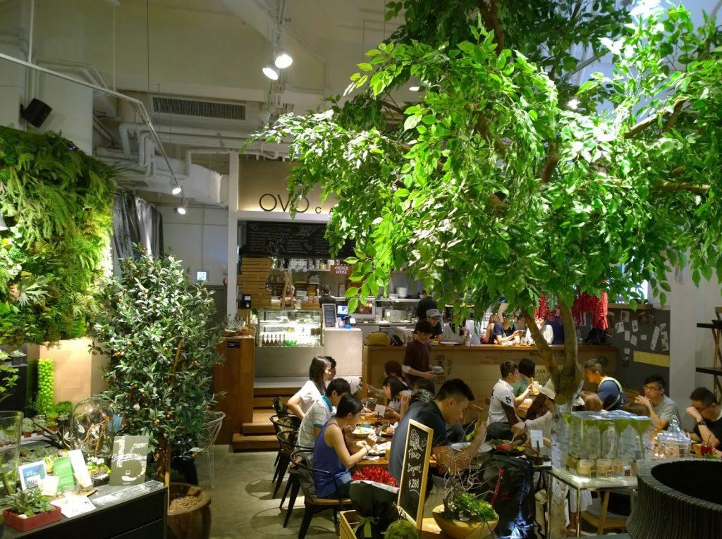 OVOCAFE Hongkong Restaurant