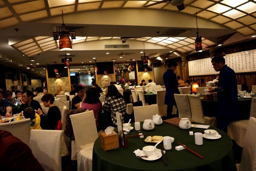 PURE VEGGIE HOUSE Hongkong Restaurant