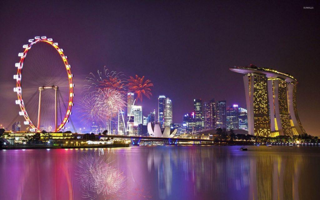 Singapore Flyer Singapura
