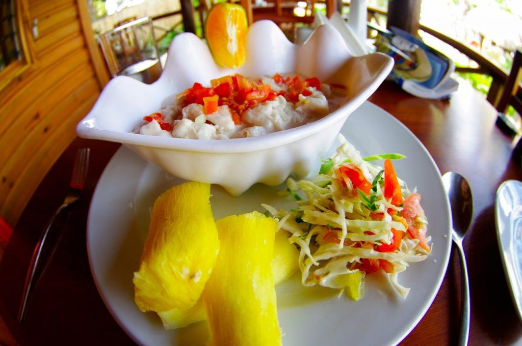 TARO Fiji Kuliner