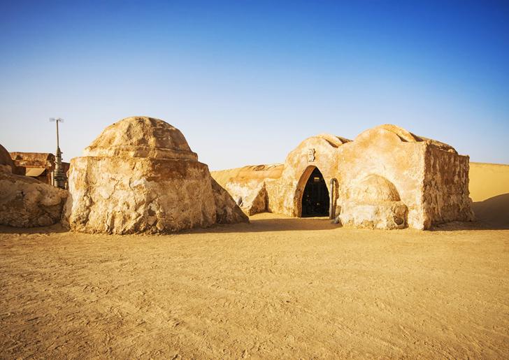 Tatooine Di Tunisia