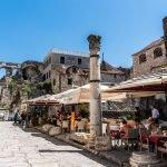 Tembok Dan Bangunan Tua ala Mediteran
