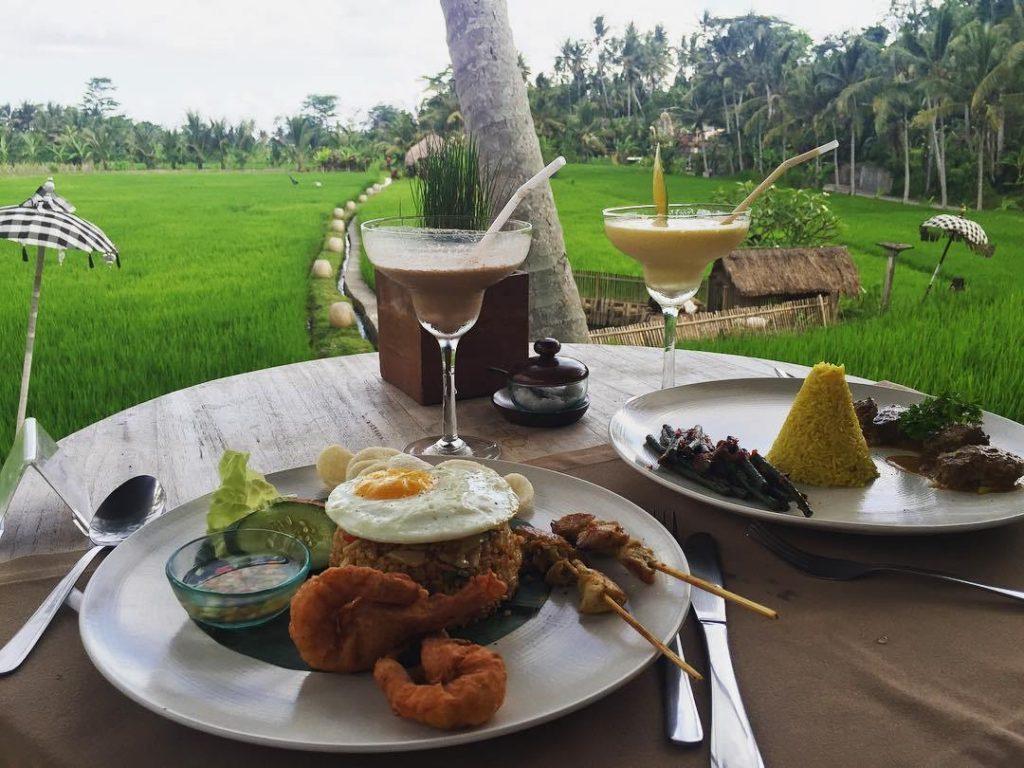 Terracotta Restaurant Bali
