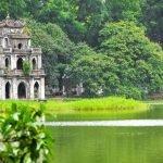 Wisata Di Danau Legenda Hoan Kiem Hanoi