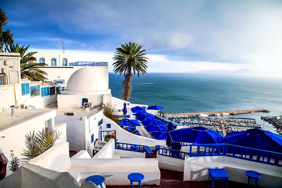 Wisata Laut Di Tunisia