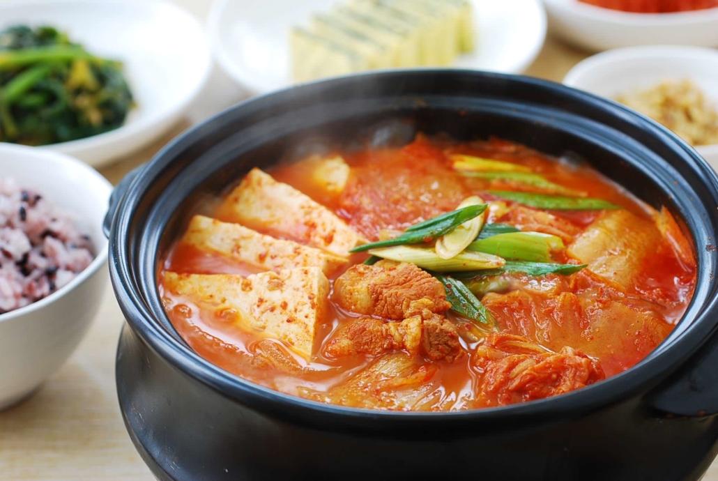 kimchi khas korea selatan