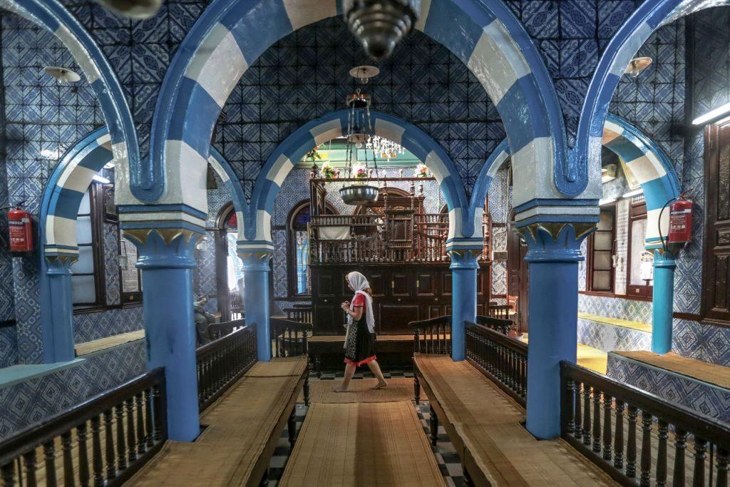 sinagog El-Ghriba Di Tunisia