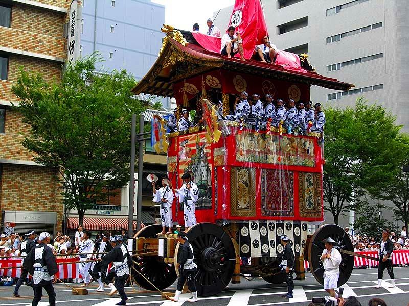 upacara tradisional di kyoto