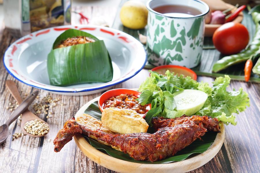 waroenk talubi kuliner khas bogor
