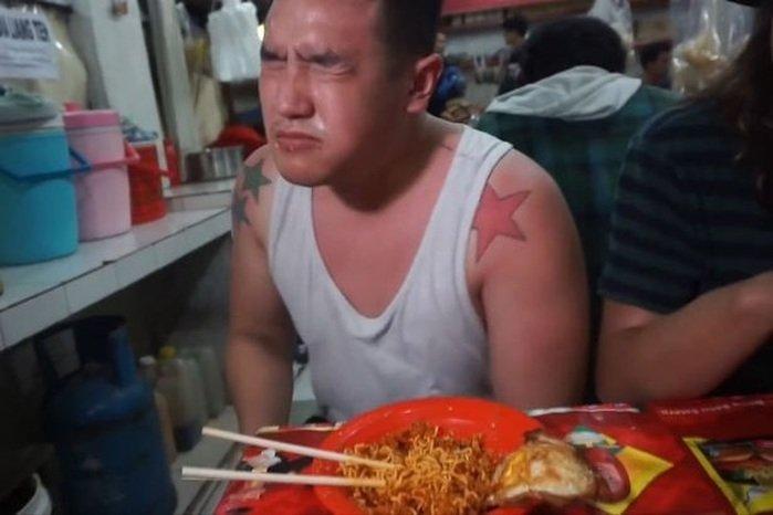 Ben Makan Indomie Pedas Mampus Jakarta 1