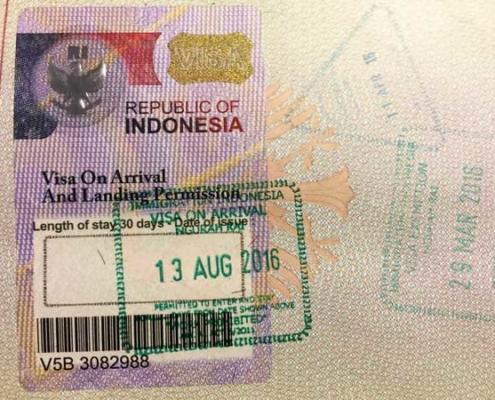 Cara Membuat Visa Untuk Keluar Negeri