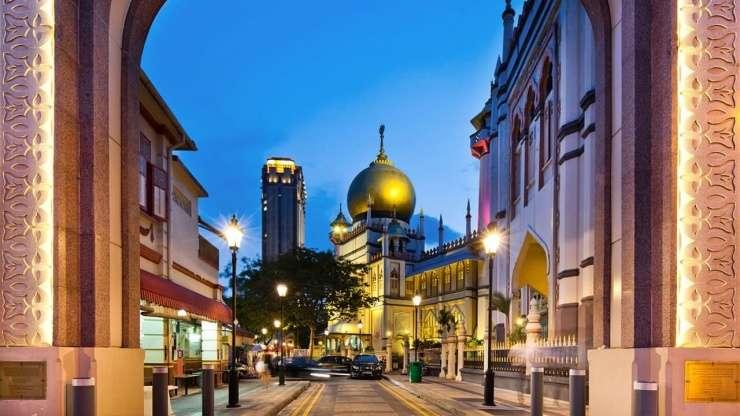 Sultan Mosque (Masjid Sultan) Singapore
