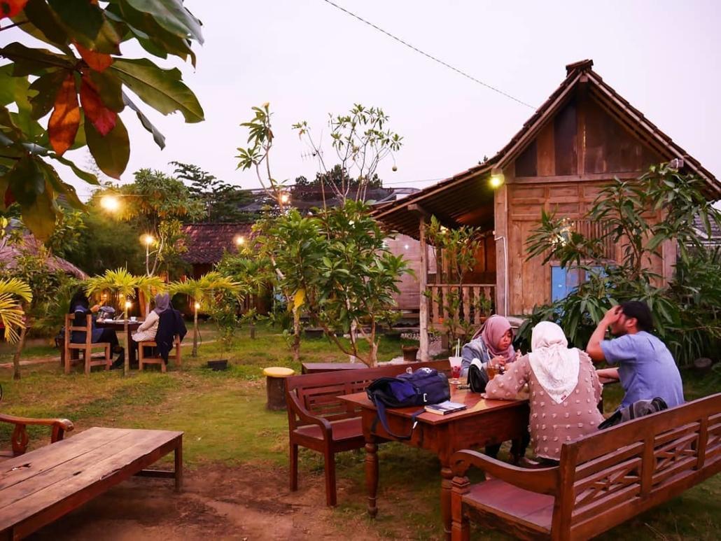 Kampung Jawa, Restoran Tradisional Kekinian Di Yogya | Reservasiku.Com