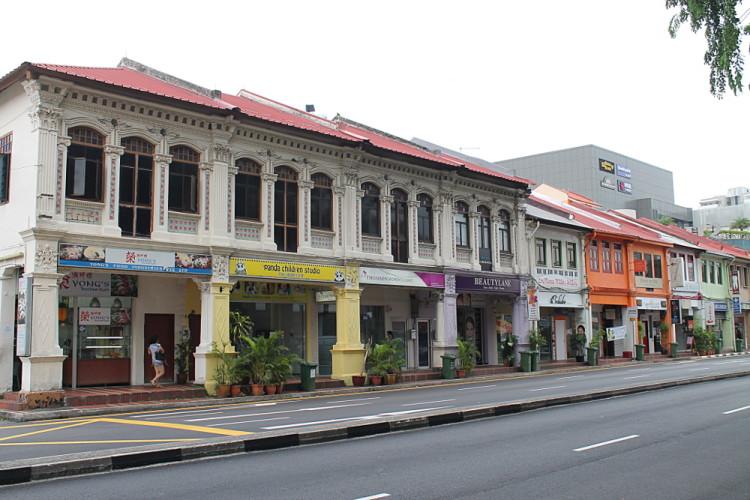 Katong District Singapore