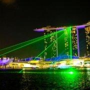Marina Bays Sand Singapura