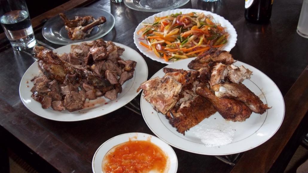 Nyama Choma Pasar Kenyatta
