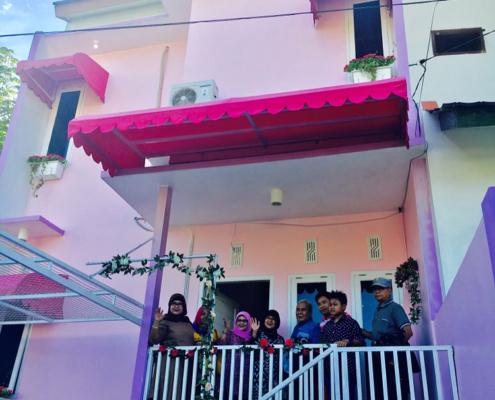 Rumah Unyu Jogjakarta
