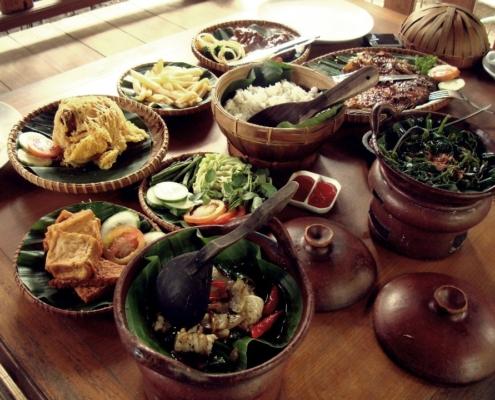 restoran tradisional jogjakarta
