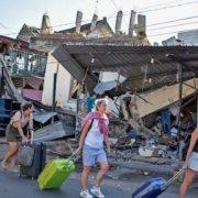 4 Tips Siaga Di Hotel Di Kala Gempa