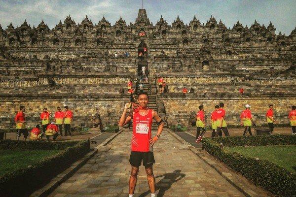 Borobudur Marathon di Yogyakarta (18-19 Oktober)