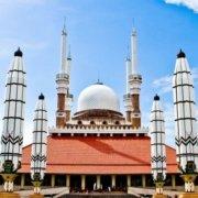 Destinasi Wisata Masjid Agung Semarangjpg