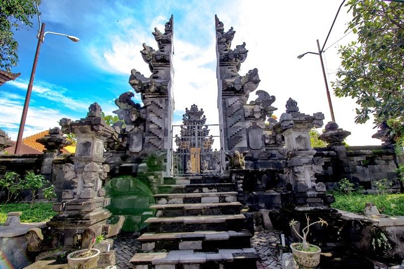 Destinasi Wisata Semarang Pura Agung Giri Natha