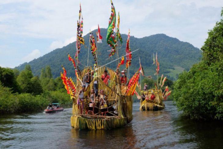 Festival Danau Sentarum di Kalimantan Barat (27-29 Oktober)