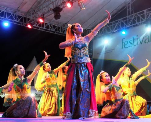 Festival Keraton Nusantara di Madura (13-18 Oktober)