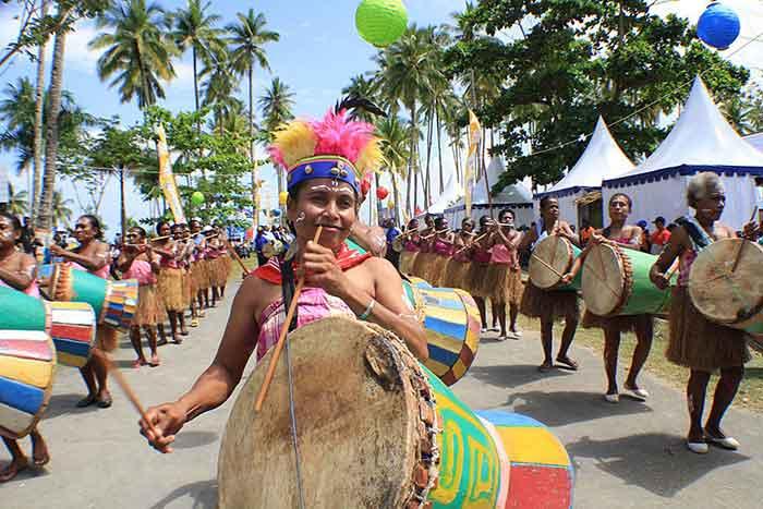 Festival Pesona Raja Ampat (18-21 Oktober)