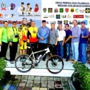 Gowes Siti Nurbaya Adventure