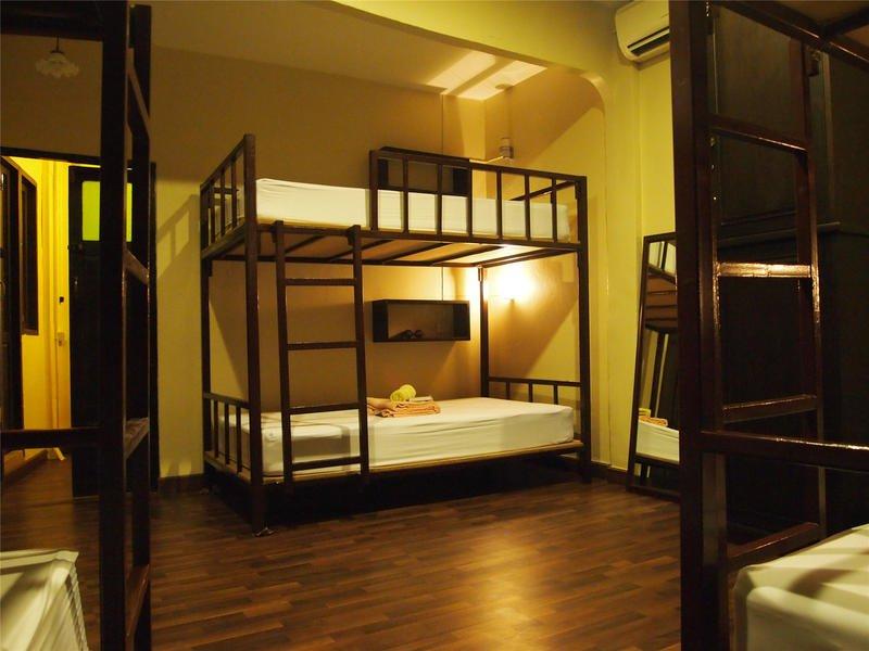 Hotel Backpacker Murah