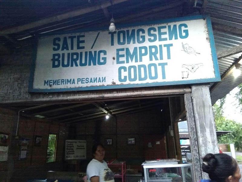 Kuliner Ekstrem Gunung Kidul